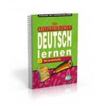 Mit Kreuzworträtseln Deutsch lernen 1 Kopiervorlagen - 9788881485604
