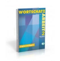 Wortschatzarbeit 2 - Kopiervorlagen - 9788853601346