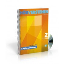 Hörverstehen 2 - Kopiervorlagen + CD audio - 9788853601353