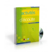 Activités d'écoute 1 + CD audio - 9788881488209