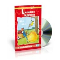 La cicala e la formica + CD audio - 9788881487776