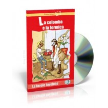 La colomba e la formica + CD audio - 9788881488025