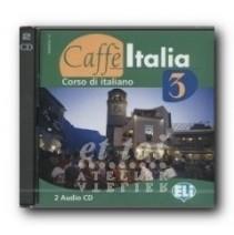 Caffe Italia 3 komplet 2 CD audio - 9788853602350