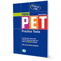 New PET Practice Tests + 2 CD audio - 9788853601216