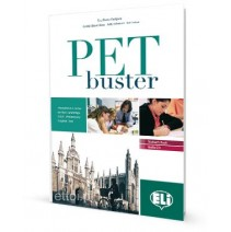 PET Buster - Self Study Edition with Answer Key + 2 Audio CDs - 9788853612694