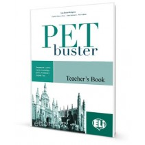 PET Buster - Teacher's Book - 9788853612717