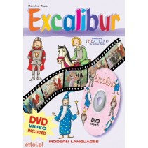 Excalibur + DVD Video - 9788849304817