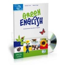 Green English - Environmental Education - Special Guide - 9788853610300