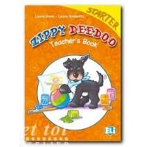 Zippy Deedoo Starter - Teacher's Book + CD audio - 9788853610195