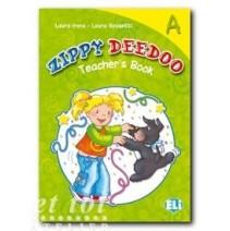 Zippy Deedoo A - Teacher's Book + CD audio - 9788853610201