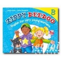 Zippy Deedoo B - Student's Book - 9788853610188