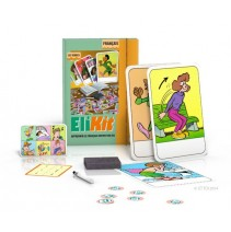 Gra językowa EliKit Français - Les verbes - 9788885148857
