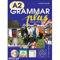 Grammar Plus A2 + CD audio - 9788846822826