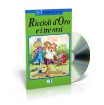 Riccioli d'Oro e i tre orsi + CD audio - 9788881487196