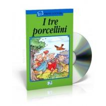 I tre porcellini + CD audio - 9788881482559