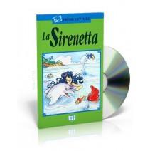La Sirenetta + CD audio - 9788881483648