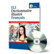 ELI Dictionnaire illustré français + CD-ROM - 9788853611604
