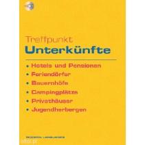 Treffpunkt Unterkünfte + CD audio - 9788849302523