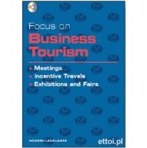 Focus on Business Tourism + CD audio - 9788849302424