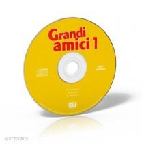 Grandi amici 1 CD audio - 9788853609427