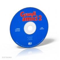 Grandi amici 2 CD audio - 9788853609434