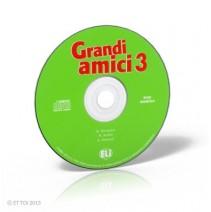 Grandi amici 3 CD audio - 9788853609441