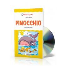 Pinocchio + CD audio - 9788849304008