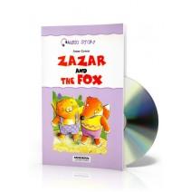 Zazar and the Fox + CD audio - 9788849304039