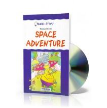 Space Adventure + CD audio - 9788849304015