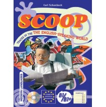 Scoop - tracks in the English-speaking world + CD audio - 9788846824592