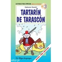 Tartarín de Tarascón + CD audio - 9788846826718