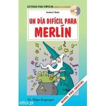 Un Día difícil para Merlín + CD audio - 9788846825292