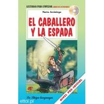 El Caballero y la Espada + CD audio - 9788846826695
