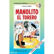 Manolito el Torero + CD audio - 9788846825308