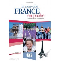 La Nouvelle France en poche + CD audio - 9788853612649