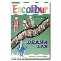 Excalibur - Drama Lab + DVD Video - 9788846824943