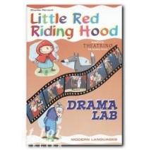 Little Red Riding Hood - Drama Lab + DVD Video - 9788846824868