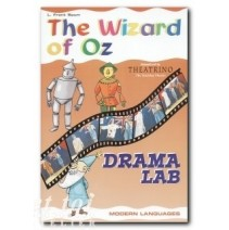 The Wizard of Oz - Drama Lab + DVD Video - 9788846824905