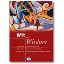 Wit and Wisdom + CD audio - 9788881485949