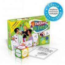 Faisons la fête! - gra językowa z polską instrukcją i suplementem - 9788853604743