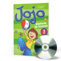 Jojo 1 podręcznik - livre de l'élève + CD audio Chansons - 9788853611406