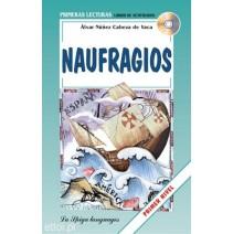 Naufragios + CD audio - 9788846825353