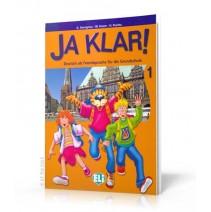 Ja klar! 1 podręcznik - Deutsch als Fremdsprache für die Grundschule - 9788881489916