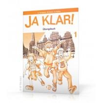 Ja klar! 1 ćwiczenia - Übungsbuch - 9788881489923