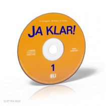 Ja klar! 1 CD audio - 9788853609397