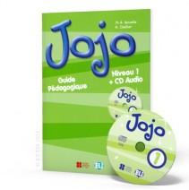 Jojo 1 guide pédagogique + CD audio - 9788853611444