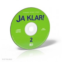 Ja klar! 2 CD audio - 9788853609403