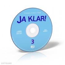 Ja klar! 3 CD audio - 9788853609410