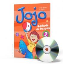 Jojo 2 podręcznik - livre de l'élève + CD audio Chansons - 9788853611413
