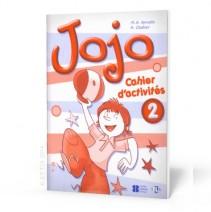 Jojo 2 ćwiczenia - cahier d'activités + Portfolio - 9788853611437